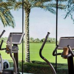 Отель Desert Palm ОАЭ, Дубай - отзывы, цены и фото номеров - забронировать отель Desert Palm онлайн фитнесс-зал фото 2
