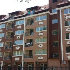 Отель Bahami Residence Болгария, Солнечный берег - 1 отзыв об отеле, цены и фото номеров - забронировать отель Bahami Residence онлайн вид на фасад фото 2