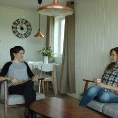 Отель Karasjok Camping комната для гостей фото 3