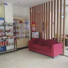 Отель 7 Days Inn Ganzhou Development Zone Ke Jia Avenue Branch развлечения
