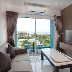 Отель Long Beach Holiday комната для гостей фото 3