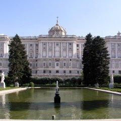 Отель Hostal Berlín Madrid Испания, Мадрид - отзывы, цены и фото номеров - забронировать отель Hostal Berlín Madrid онлайн приотельная территория