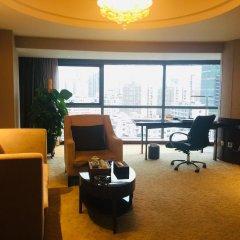 Отель LVGEM Hotel Китай, Шэньчжэнь - отзывы, цены и фото номеров - забронировать отель LVGEM Hotel онлайн интерьер отеля фото 2