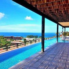 Отель Sea and Sky 2 Karon Beach by PHR бассейн