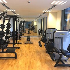 Отель DHH - Al Wasl 10 фитнесс-зал фото 2