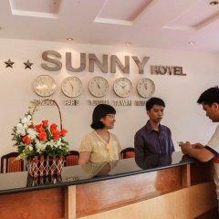 Отель Sunny ApartHotel интерьер отеля фото 2