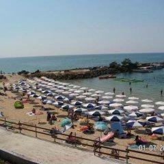 Отель Seahouse Afrodita пляж