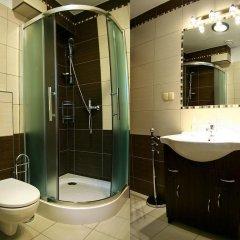 Отель Apartament Bulwary ванная