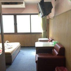 Green Hotel Бангкок комната для гостей фото 3