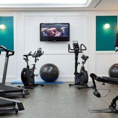 Отель Mercure Antwerp City Centre фитнесс-зал