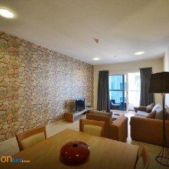 Отель Vacation Bay Dubai Marina Elite Residence комната для гостей фото 4