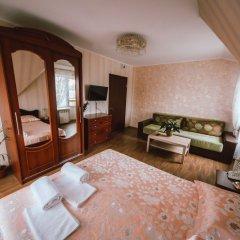 Гостиница Анри в Ватутинках 13 отзывов об отеле, цены и фото номеров - забронировать гостиницу Анри онлайн Ватутинки комната для гостей фото 3