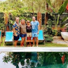 Отель Hidden Beach Pool Villas фото 2