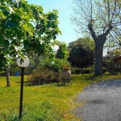 Отель Villa Hibiscus Джардини Наксос парковка