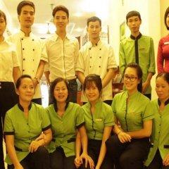 Отель Old Quarter Centre Hotel Вьетнам, Ханой - отзывы, цены и фото номеров - забронировать отель Old Quarter Centre Hotel онлайн интерьер отеля
