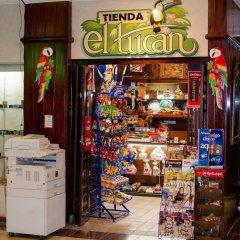 Отель Gran Sula Сан-Педро-Сула банкомат
