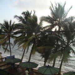 Beruwala Panorama Hotel пляж фото 2