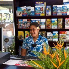Tanoa Waterfront Hotel развлечения