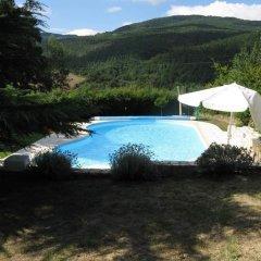 Отель Agriturismo Esperia Кьянчиано Терме бассейн фото 3