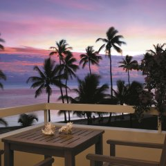 Отель Shangri-La's Fijian Resort & Spa балкон