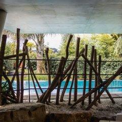 Отель Villa Borobil Heated Pool and Garden Испания, Сан-Себастьян - отзывы, цены и фото номеров - забронировать отель Villa Borobil Heated Pool and Garden онлайн фитнесс-зал