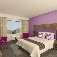 Гостиница Kamaliya Hotel Казахстан, Нур-Султан - отзывы, цены и фото номеров - забронировать гостиницу Kamaliya Hotel онлайн комната для гостей фото 4