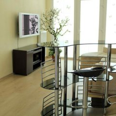 Апартаменты Luxury Apartments фитнесс-зал