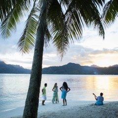 Отель Haumana Cruises - Bora-Bora to Taha'a (Monday to Thursday) Французская Полинезия, Бора-Бора - отзывы, цены и фото номеров - забронировать отель Haumana Cruises - Bora-Bora to Taha'a (Monday to Thursday) онлайн пляж