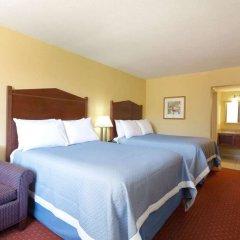 Отель Days Inn by Wyndham Washington DC/Gateway комната для гостей фото 4