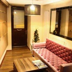 Отель Pera City Suites сауна