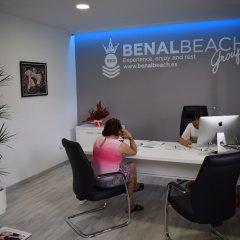 Отель Benal Beach Group спа