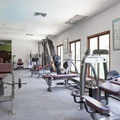Апартаменты Baan Puri Apartments фитнесс-зал фото 2