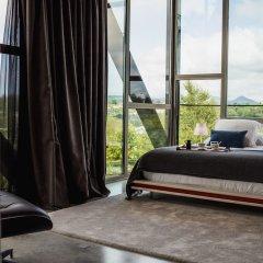Отель Villa Borobil Heated Pool and Garden Испания, Сан-Себастьян - отзывы, цены и фото номеров - забронировать отель Villa Borobil Heated Pool and Garden онлайн комната для гостей фото 5