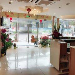 Отель Yuejia Business Hotel Китай, Шэньчжэнь - отзывы, цены и фото номеров - забронировать отель Yuejia Business Hotel онлайн интерьер отеля