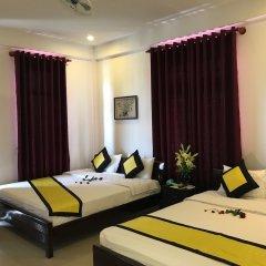 Отель Quynh Chau Homestay Вьетнам, Хойан - отзывы, цены и фото номеров - забронировать отель Quynh Chau Homestay онлайн комната для гостей фото 5