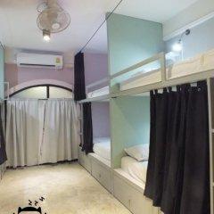 Seek Sleep Hostel Бангкок помещение для мероприятий фото 2