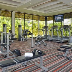 Отель Paradisus Punta Cana Resort - Все включено Пунта Кана фитнесс-зал фото 2