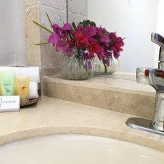 Отель Castillo Blarney Inn Мексика, Педрегал - отзывы, цены и фото номеров - забронировать отель Castillo Blarney Inn онлайн ванная