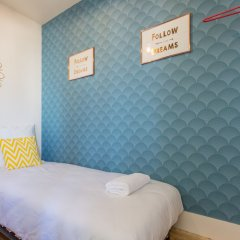 Апартаменты Apartment WS Champs Elysées Ponthieu комната для гостей фото 2