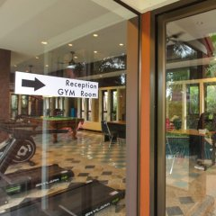 Отель Вилла Boutique Resort Private Pool фитнесс-зал
