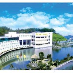 Changsha Dolton Tongsheng Resort Hotel балкон