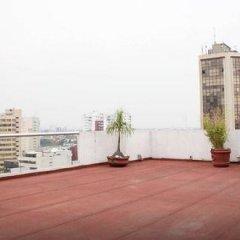 Отель Trendy Suite With Terrace in Polanco Мехико бассейн