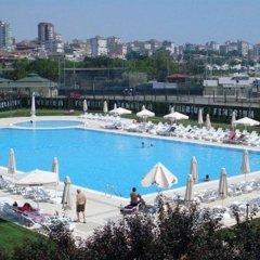Отель Fenerbahce Spor Kulubu бассейн