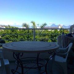Отель Studio Centre Французская Полинезия, Папеэте - отзывы, цены и фото номеров - забронировать отель Studio Centre онлайн балкон