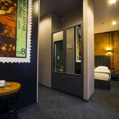 Boutique Hotel Wellion Baumansky комната для гостей фото 4