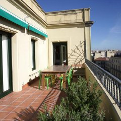 Отель Roger de LLúria Passeig de Gràcia INH 22898 балкон