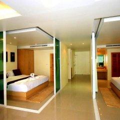Mandawee Condo Hotel ванная