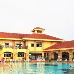 Отель Jomtien Beach Condominium Паттайя бассейн фото 3