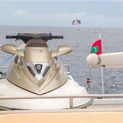 Отель Fantom Luxury Yacht Мальдивы, Остров Гасфинолу - отзывы, цены и фото номеров - забронировать отель Fantom Luxury Yacht онлайн пляж