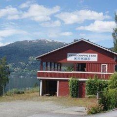 Отель Viking Camping парковка